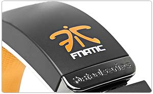 SteelSeries 7H Headset--Fnatic Edition