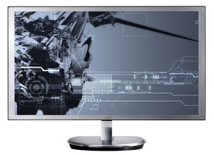 The AOC Aire Pro Monitor