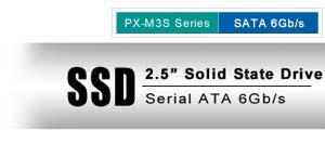 Plextor MS3 SSD