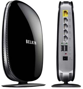 Belkin Advance N900 Wireless Router