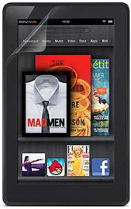 Kindle Fire 2 Pack Protective Screen Overlay by Belkin F8N785-2