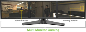 XFX HD 7770 Graphics Card: Multi-Monitor Gaming