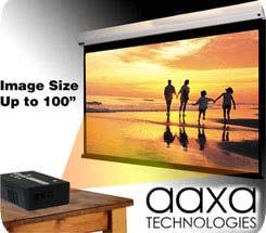 The AAXA P4-X pico projector