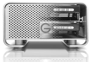 The G-Technology G-DRIVE G-RAID