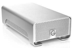 The G-Technology G-DRIVE G-RAID
