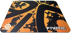 SteelSeries Fnatic Gaming Mouse Pad
