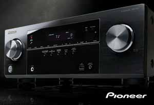 Pioneer VSX-522-K AV Receiver