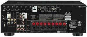 VSX-1122-K Receiver by Pioneer