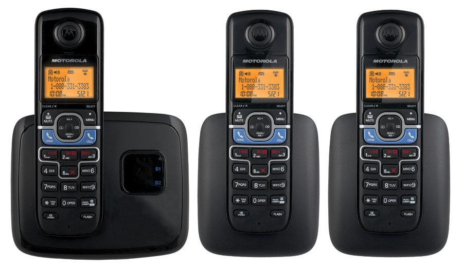 Motorola DECT 6 0 Cordless Phone