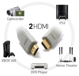 1 HDMI Port