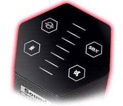 Sound BlasterAxx 8