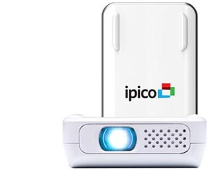 ipico Handheld Projector by General Imaging
