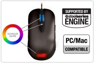 SteelSeries Sensei MLG Edition