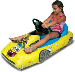 Spongebob Squarepants Car Seat