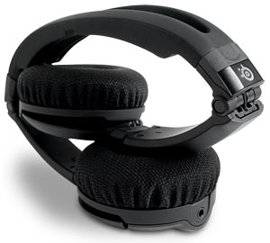 The Flux Gaming Headset by SteelSeries