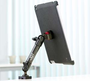 The Joy Factory Tournez C-Clamp Mount with MagConnect