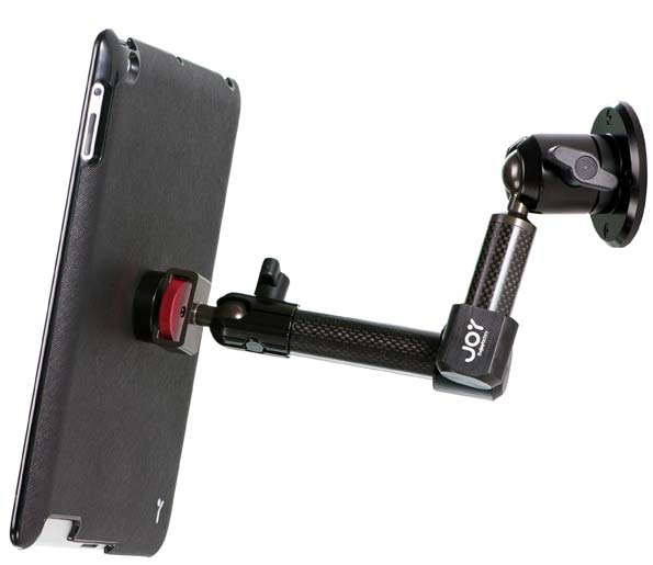 Mount with magconnect technology for ipad 4th 3rd 2nd gen mma105