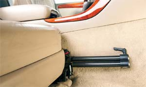 The Joy Factory Valet Seat Bolt Mount with MagConnect