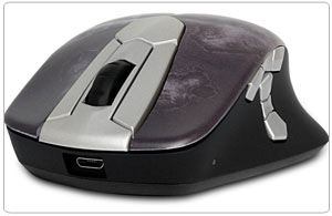 World of Warcraft Wireless MMO Gaming Mouse by SteelSeries