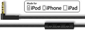 iLuv IPH635 ReF Headphones