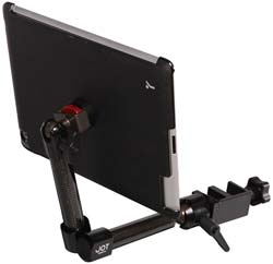 The Joy Factory Charis Wheelchair Mount with MagConnect