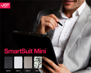 The Joy Factory SmartSuit Mini for iPad Mini