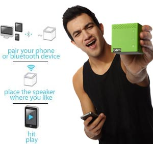 Bem Wireless Bluetooth Mobile Speaker