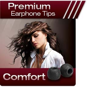 Comply Premiusm Earphone Tips Comfort Ts-Series