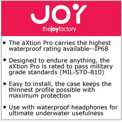 The Joy Factory aXtion Pro for iPhone 5