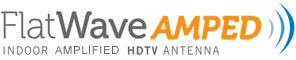 FlatWave Indoor HDTV Antenna