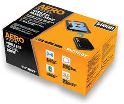 Patriot Memory AERO Mobile Hard Drive