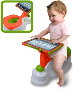 CTA Digital iPotty Features