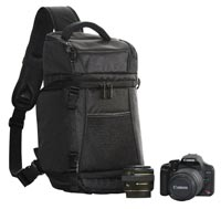 AmazonBasics Sling Backpack for SLR Cameras and Accessories