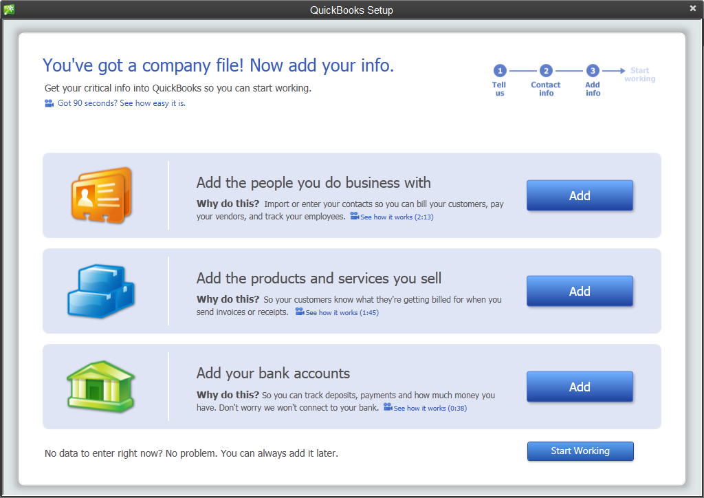 Intuit QuickBooks Pro Download - Download quickbooks products