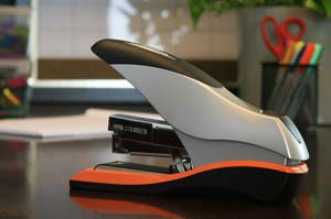 The Swingline Optima 70 Stapler