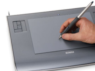 Wacom intuos3 6 x 8 inch pen tablet electronics - Six uses old tablet ...