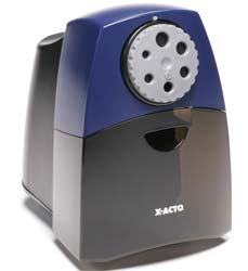 The XACTO Teacher Pro Pencil Sharpener