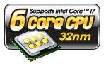 6 core CPU