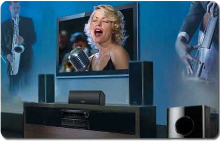 Onkyo home theater