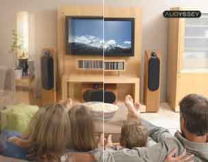 surround sound audyssey