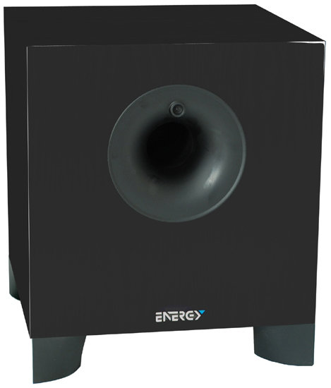 200-watt Subwoofer speaker included with the Energy 5.1 Take Classic