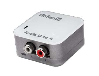 Gefen Digital To Analog Audio converter