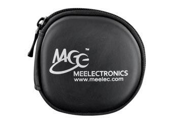 The MEElectronics Clamshell Hard Case