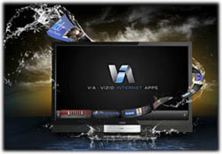VIZIO Internet apps (VIA) explained