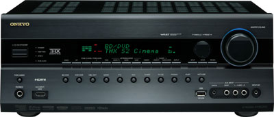 Onkyo HT-RC270 7.2-Channel Network A/V Receiver front view