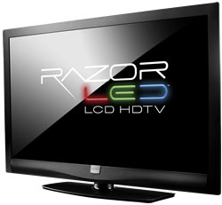 Front view of the VIZIO M320VT 32-inch RazorLED LCD HDTV
