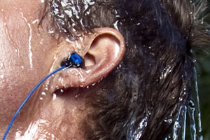 Surge Waterproof Sport Headphones