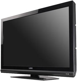 Front view of the VIZIO E421VA 42-Inch Full HD 1080p HDTV