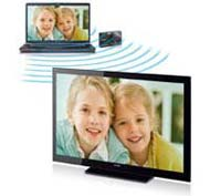 Sony KDL-40EX620 DLNA