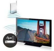 Sony KDL-40EX520 USB